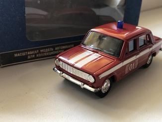 ВАЗ 2101 пожарная