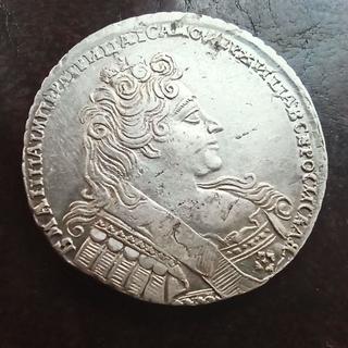 Рубль 1732г.
