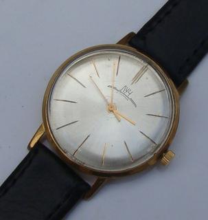 Часы луч ссср позолоченные AU 20
