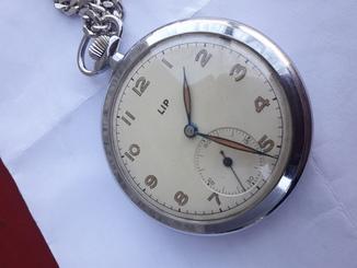 Годинник Lip сталь