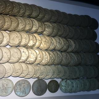 Рубли из копилки 93 рубля 50 коп СССР