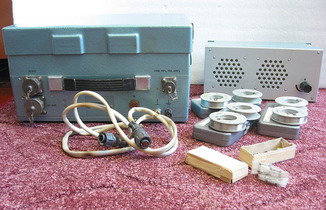 Проволочный магнитофон П-504Н