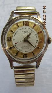 Часы Pfeiffer Германия позолоченные