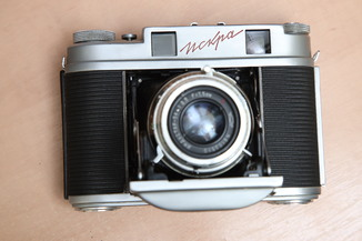Фотоаппарат Искра