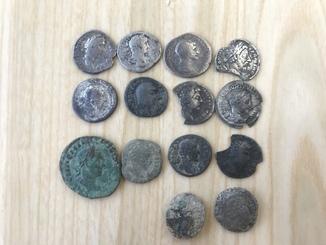 Античні монети