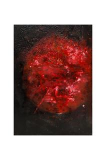 """Картина маслом """"Марс"""", 60х80см, 2020г"""