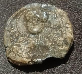 Вислая печать Св Петр - Св Василий, Не атрибутированная 12 век