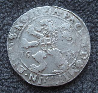 Талер Левковый Зволле 1633 год