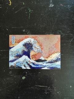 «Большая волна в Канагаве''. Копия.