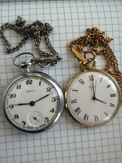 Часы Луч, Молния