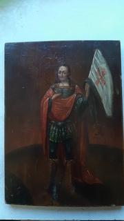Икона Великомученик  Дмитрий.