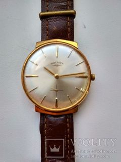 Винтажные механические часы Rotary, swiss made.