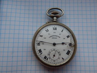 Chronometre  regal на реставрацию