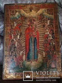 Икона Богородицы Всех скорбящих радость.