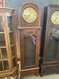 Коллекционные старинные напольные часы Urgos P.L. 116 Sr.Nr. 25127