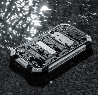 Смартфон Blackview BV6000S, ip68, 2gb ram,16gb rom,13Мп, 2 sim, 4200 мАч photo 2