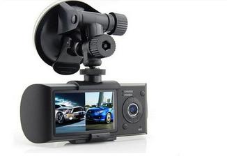 Видеорегистратор с двумя камерами DVR R300 photo 2