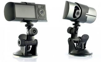 Видеорегистратор с двумя камерами DVR R300 photo 3