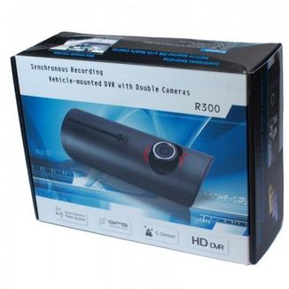 Видеорегистратор с двумя камерами DVR R300 photo 5