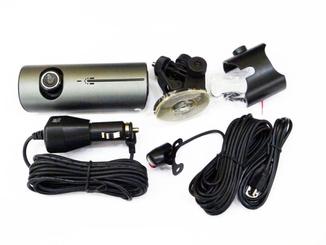 Видеорегистратор с двумя камерами DVR R300 photo 6