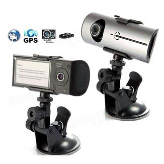Видеорегистратор с двумя камерами DVR R300 photo 7