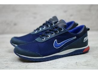 Мужские кроссовки Nike (сетка) Nike 3/4
