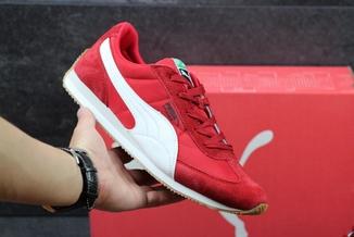Кроссовки мужские Puma Speeder красные