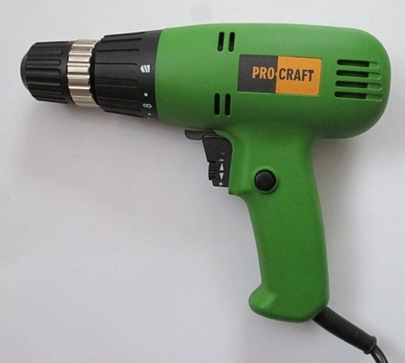 Сетевой шуруповерт Pro Craft PB800