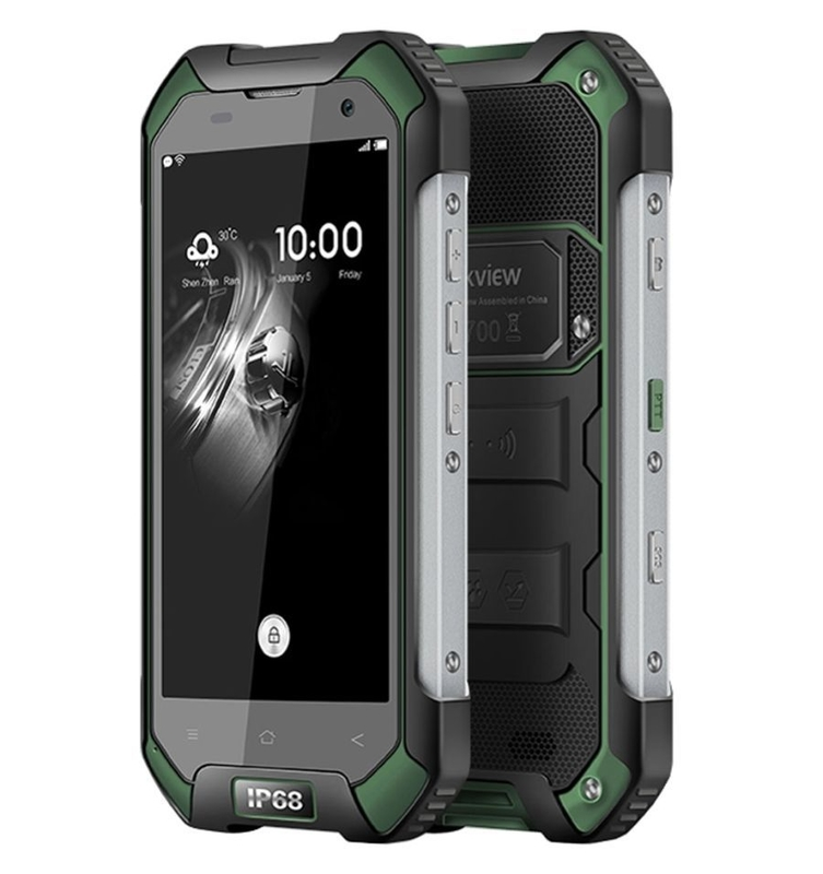 Смартфон Blackview BV6000S, ip68, 2gb ram,16gb rom,13Мп, 2 sim, 4200 мАч