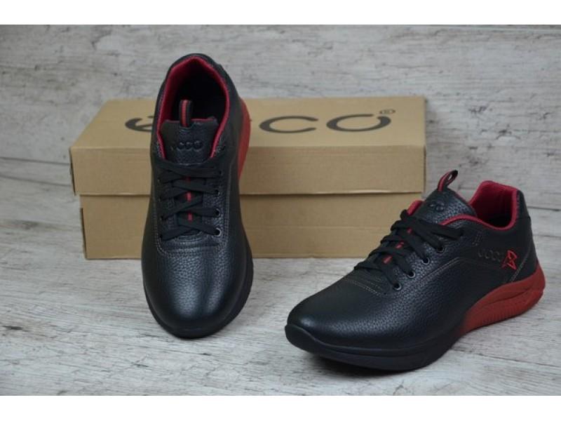 8a591eba6 Мужские кожаные кроссовки Ecco Oris 17-51 чер - «OXO VIOLITY»