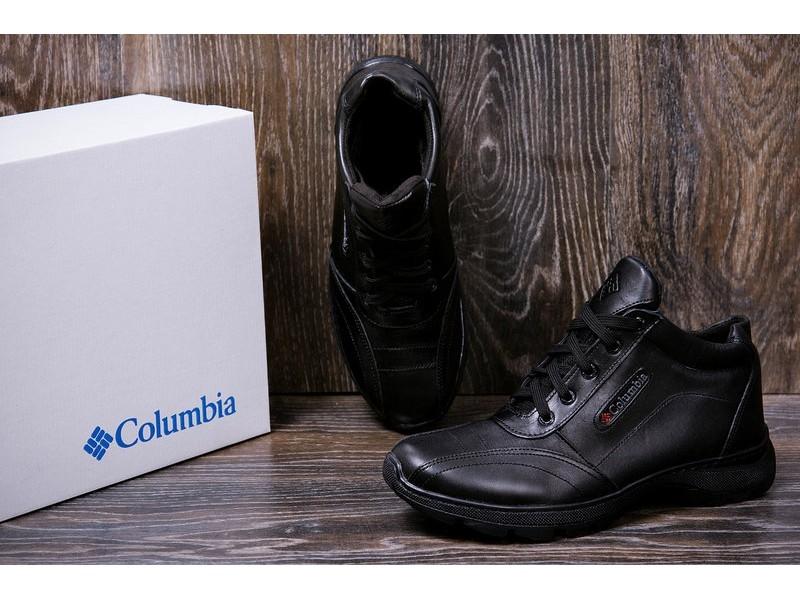 69f359fb573a Мужские кожаные ботинки Columbia ZK Traction Winter - «OXO VIOLITY»