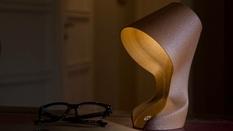 Миланский стартап создал лампу из сицилийских апельсинов