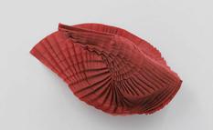Невероятные изгибы и формы — сложные оригами художника из Хорватии