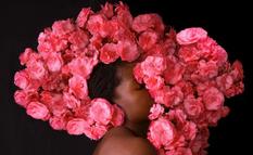 Цветочные фантазии: испанский фотограф использует букеты в фантазийных проектах