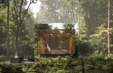 Канадские архитекторы начнут строить зеркальные дома в конце