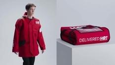 Парки как термосумки — опыт Pizza Hut в производстве верхней одежды