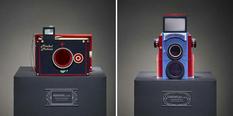 Бумажные шедевры: антикварные фотоаппараты от корейской мастерицы