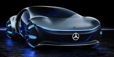 Mercedes полностью перейдет на электрокары к 2030 году