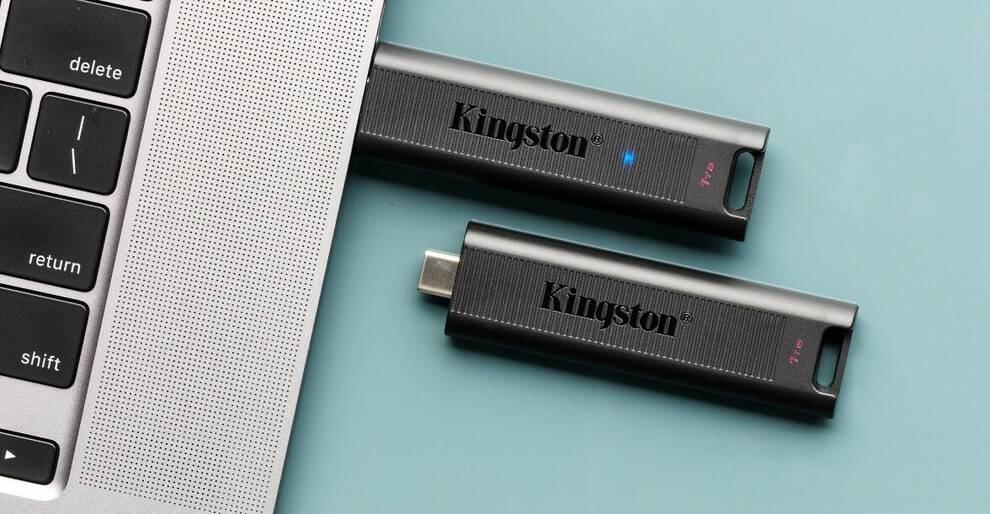 Kingston презентовал флешку с рекордной скоростью чтения