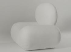 Мебель или скульптура? Radical Passive выпустила пару необычных кресел