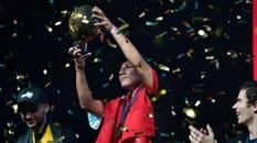 ЧМ по игре с воздушным шариком закончился победой перуанца