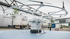 Немецкие конструкторы протестировали дрон, который заменит грузовики