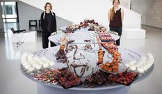 Литовские художницы собирают потрясающие картины из продуктов